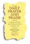 Daily Prayer & Praise (vol 1)